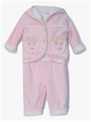 Compleu fleece Pettit Bears
